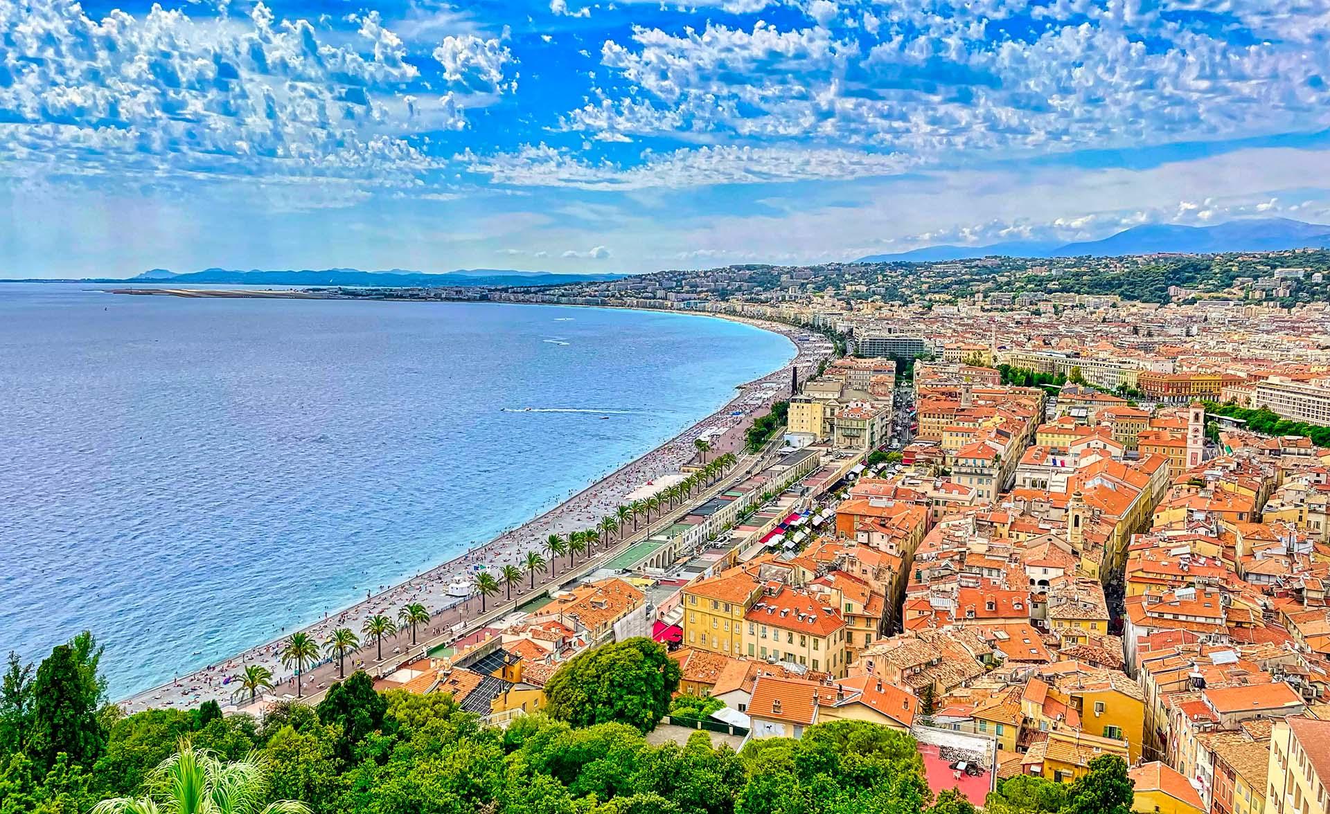 Nizza Frankreich Cote d´azure Jakob Scheinast