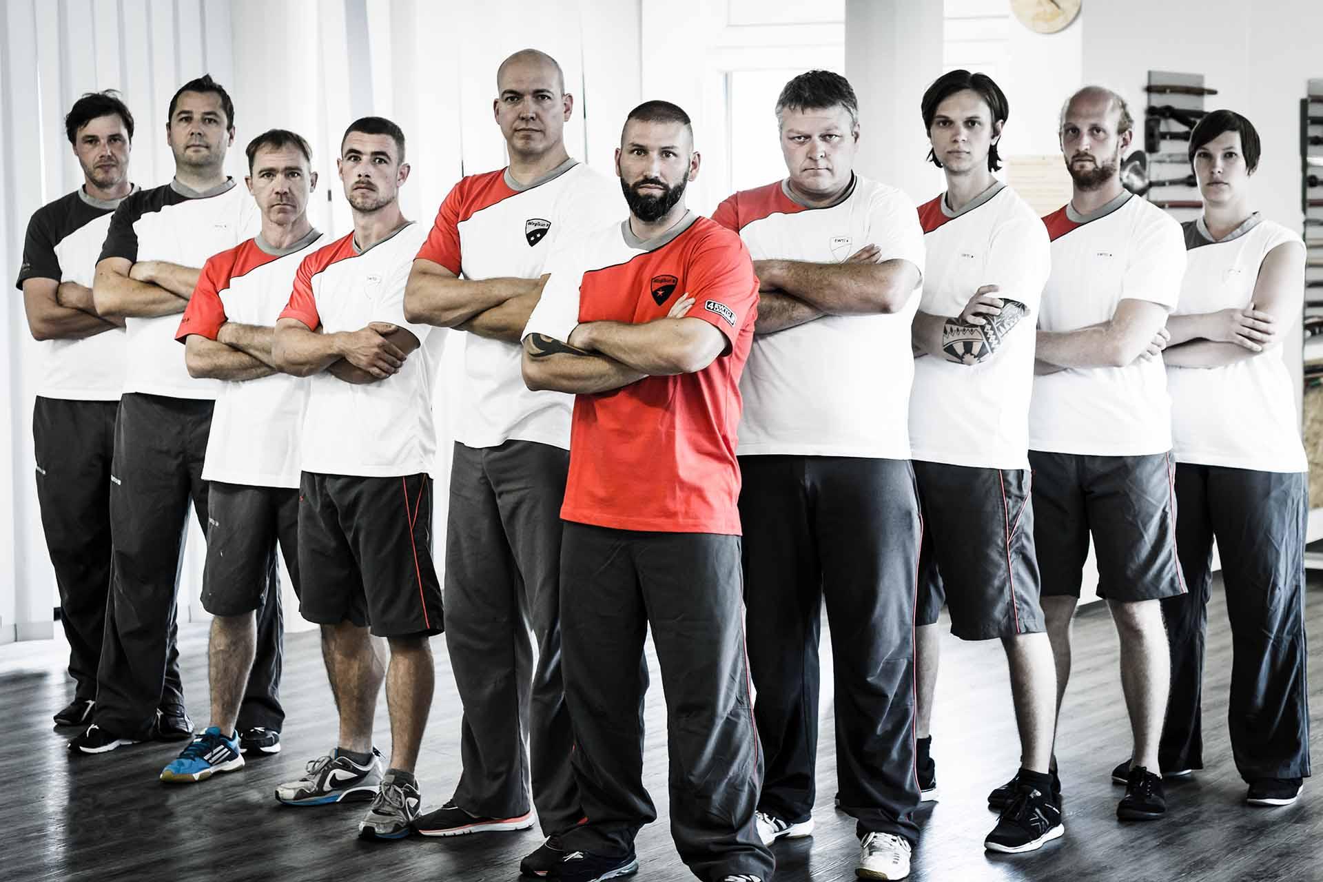 WingTsun Akademie Salzburg Trainer